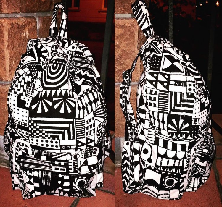 Нова колекція рюкзаків